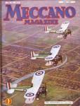 Meccano Magazine Français August (Août) 1934 Front cover