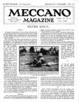 Meccano Magazine Français August (Août) 1934 Page 177
