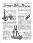 Meccano Magazine Français August (Août) 1934 Page 190