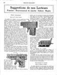 Meccano Magazine Français August (Août) 1934 Page 192