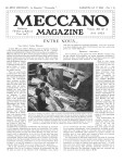 Meccano Magazine Français April (Avril) 1935 Page 81