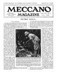 Meccano Magazine Français February (Février ) 1936 Page 33