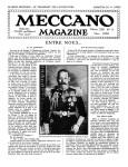 Meccano Magazine Français March (Mars) 1936 Page 61