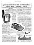 Meccano Magazine Français March (Mars) 1936 Page 80