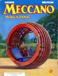 Meccano Magazine Français March (Mars) 1936 Front cover