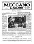 Meccano Magazine Français May (Mai) 1936 Page 117