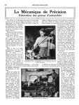Meccano Magazine Français May (Mai) 1936 Page 122