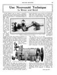 Meccano Magazine Français May (Mai) 1936 Page 127
