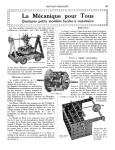 Meccano Magazine Français May (Mai) 1936 Page 135