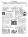 Meccano Magazine Français May (Mai) 1936 Page 138