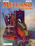 Meccano Magazine Français May (Mai) 1936 Front cover