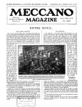 Meccano Magazine Français June (Juin) 1936 Page 151