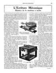 Meccano Magazine Français June (Juin) 1936 Page 159