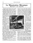 Meccano Magazine Français June (Juin) 1936 Page 160
