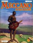 Meccano Magazine Français June (Juin) 1936 Front cover