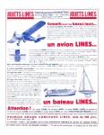 Meccano Magazine Français June (Juin) 1936 Inner R/cover