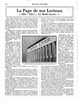 Meccano Magazine Français May (Mai) 1937 Page 136