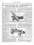 Meccano Magazine Français May (Mai) 1937 Page 140