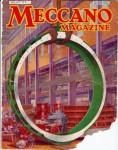 Meccano Magazine Français June (Juin) 1937 Front cover
