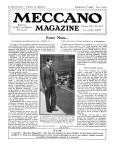 Meccano Magazine Français June (Juin) 1937 Page 149