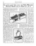 Meccano Magazine Français June (Juin) 1937 Page 168