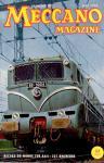Meccano Magazine Français May (Mai) 1955 Front cover