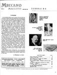 Meccano Magazine Français January (Janvier) 1958 Page 5