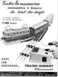 Meccano Magazine Français February (Février ) 1958 Inner F/cover