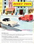 Meccano Magazine Français August (Août) 1958 Rear cover