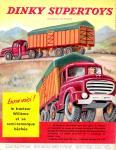Meccano Magazine Français January (Janvier) 1959 Rear cover