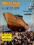Meccano Magazine Français August (Août) 1959 Front cover