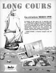 Meccano Magazine Français August (Août) 1959 Page 1