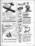 Meccano Magazine Français August (Août) 1959 Inner R/cover