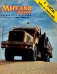 Meccano Magazine Français October (Octobre) 1959 Front cover