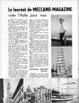 Meccano Magazine Français October (Octobre) 1959 Page 30