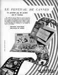 Meccano Magazine Français October (Octobre) 1959 Inner R/cover