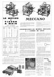 Actualités Meccano April (Avril) 1961 Page 4
