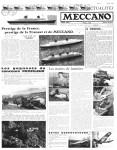Actualités Meccano April (Avril) 1962 Page 1